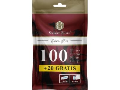 Golden Filter Extra Slim 100+20
