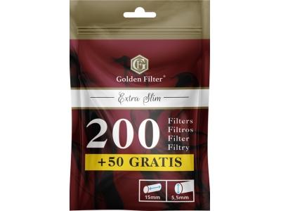 Golden Filter Extra Slim 200+50