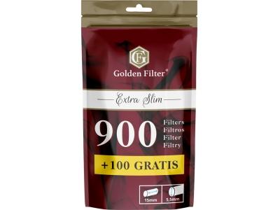 Golden Filter Extra Slim 900+100