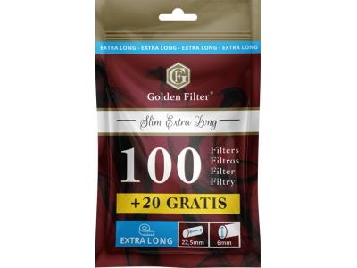 Golden Filter Slim Extra Long 100+20