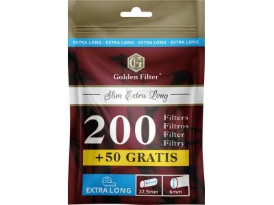Golden Filter Slim Extra Long 200+50